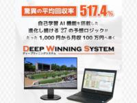 ディープウィニングシステム(DWS)を検証~口コミ・評判・評価